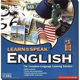 LEARNING COMPANY Learn To Speak English 8.1