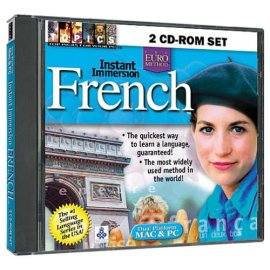 Instant Immersion French 2 CD-ROM Set