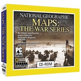 National Geographic Maps: The War Series