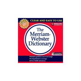 Merriam-Webster's Standard Dictionary