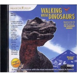 SIMON & SCHUSTER Walking With Dinosaurs