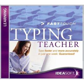 FastTouch Typing Teacher