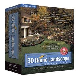 3D Home Landscape Design 5 Deluxe