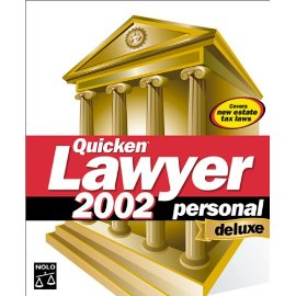 Quicken Lawyer 2002 Personal Deluxe