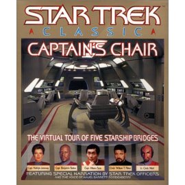 Star Trek Classics: Captains Chair