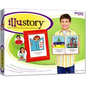 Illustory Create-your-own-Book