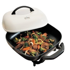 Rival Electric Skillet S12P (12x12)