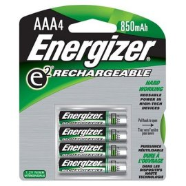 Energizer Rechargeable AAA Batteries (4-pk.)