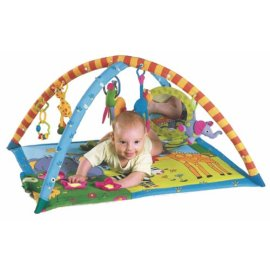 Gymini Super Deluxe Lights and Music Activity Gym by Tiny Love