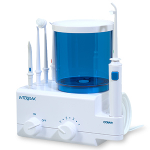 Interplak Wj7 Dental Water Jet By Conair Wj7b Gosale