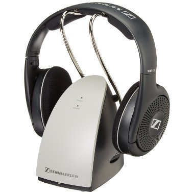 Sennheiser RS-120 On Hook Charging Wireless Headphone