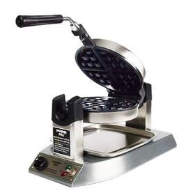 Waring Pro WMK300 Belgian Waffle Maker, Brushed Stainless