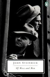 Of Mice and Men by John Steinbeck, ISBN 0140186425