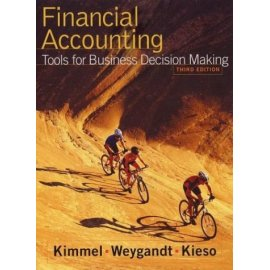 Financial Accounting : Tools for Business Decision Making