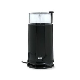 Braun KSM2-BLK Aromatic Coffee Grinder, Black