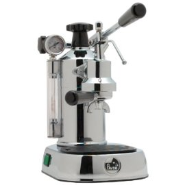 La Pavoni PC-16 Professional Professional Espresso Machine Chrome 16-c.