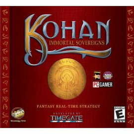 Kohan Immortal Sovereigns