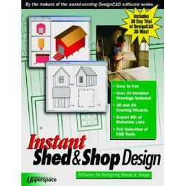 Instant Shed & Shop Design