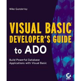 Visual Basic Developer's Guide to ADO