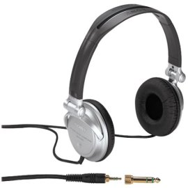 Sony MDR-V300 Traditional Collapsible DJ Style Headphones