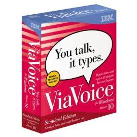 IBM VIAVOICE Standard v.10
