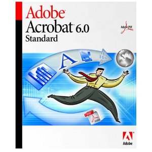 Adobe Acrobat 6.0 Standard Edition
