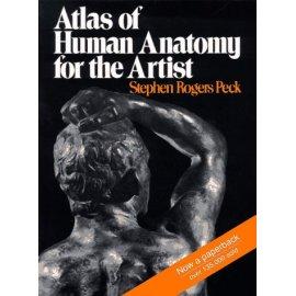 Atlas of Human Anatomy for the Artist (Galaxy Books)