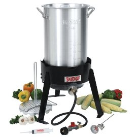 Bayou Classic 30-qt. Outdoor Turkey Fryer Cooking System