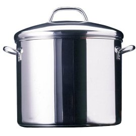 Farberware Classic Series 12-Quart Stainless-Steel Stockpot with Lid
