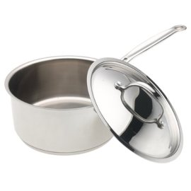 Cuisinart Chef's Classic Stainless 2-Quart Saucepan with Cover
