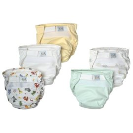 Ultra all-in-one cloth diaper - 5 pack - infant