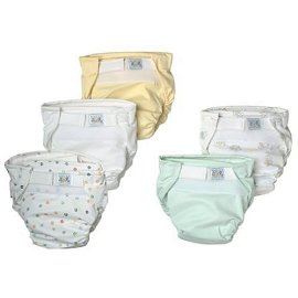 Ultra all-in-one cloth diaper - 5 pack - toddler