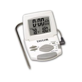 Taylor Digital Oven Thermometer/Timer