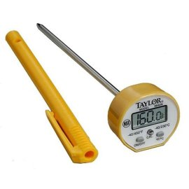 Taylor 9842 Professional Waterproof Digital Thermometer