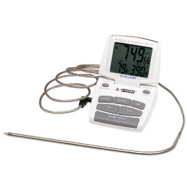 CDN DTTC Digital Thermometer, Timer & Clock