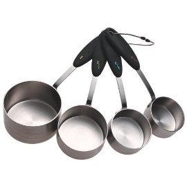OXO Good Grips Measuring Cups, Stainless Steel