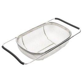 Polder 6631-75 18/8 Stainless Steel Sink Strainer