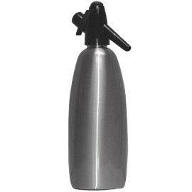iSi Soda Siphon, Brushed Aluminum