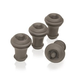Vacu Vin Wine Saver Extra Stoppers, Set of 4