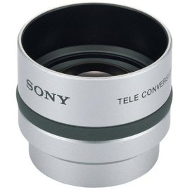 Sony VCLDH1730 Telephoto Conversion Lens for DSCP8/10/72/73/92/93/100/150/W1 Cybershot