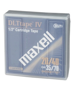 Maxell 40/80GB Tape Cartridge for Dlt4000