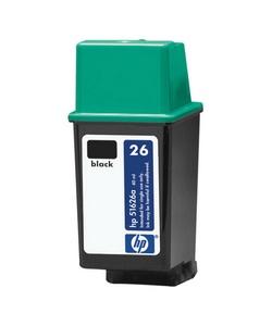 HP 26 Black Ink Cartridge