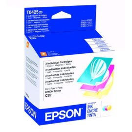 Epson T042520 Stylus C82 Color Multi-pack