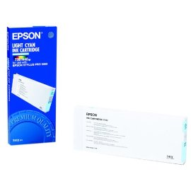 Epson T412011 Light Cyan InkJet Cartridge