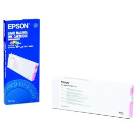 Epson T411011 Light Magenta InkJet Cartridge