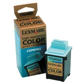 Lexmark 15M0860 Generic Color Ginko