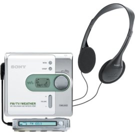 Sony MZ-NF520D Net MD Walkman