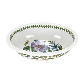 Portmeirion Botanic Garden Medium Deep Oval Dish, Sovereign Shape