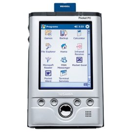 Toshiba e740 Pocket PC