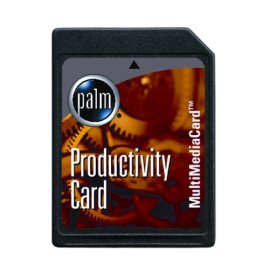 PalmOne Pack P10920U Productivity Card for Palm PDA's